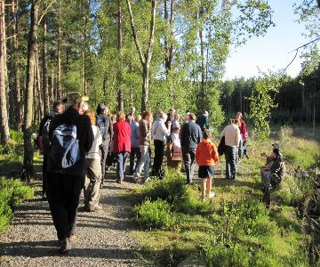 Bailies of Bennachie Colony Walk Thursday 22 July 2010